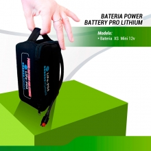 POWER BATTERY PRO LITHIUM XSmini