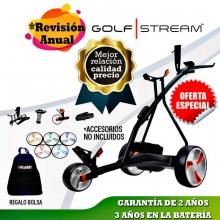GOLFSTREAM  VISION Carro de golf eléctrico