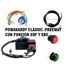 ELECTRONICA POWAKADDY FREEWAY CLASSIC  LEGEND  FUNCION EDF Y EBS