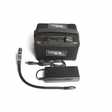 BATERIA LITIO CADDY-CELL+ USB  12V - 16AH