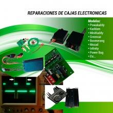 REPARACION CAJA ELECTRONICA
