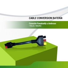 CABLE DE BATERIA CONVERSION POWAKADDY