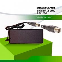 CARGADOR BATERIA LITIO 14,4v / 14,6v    MODELOS LiFe-P04