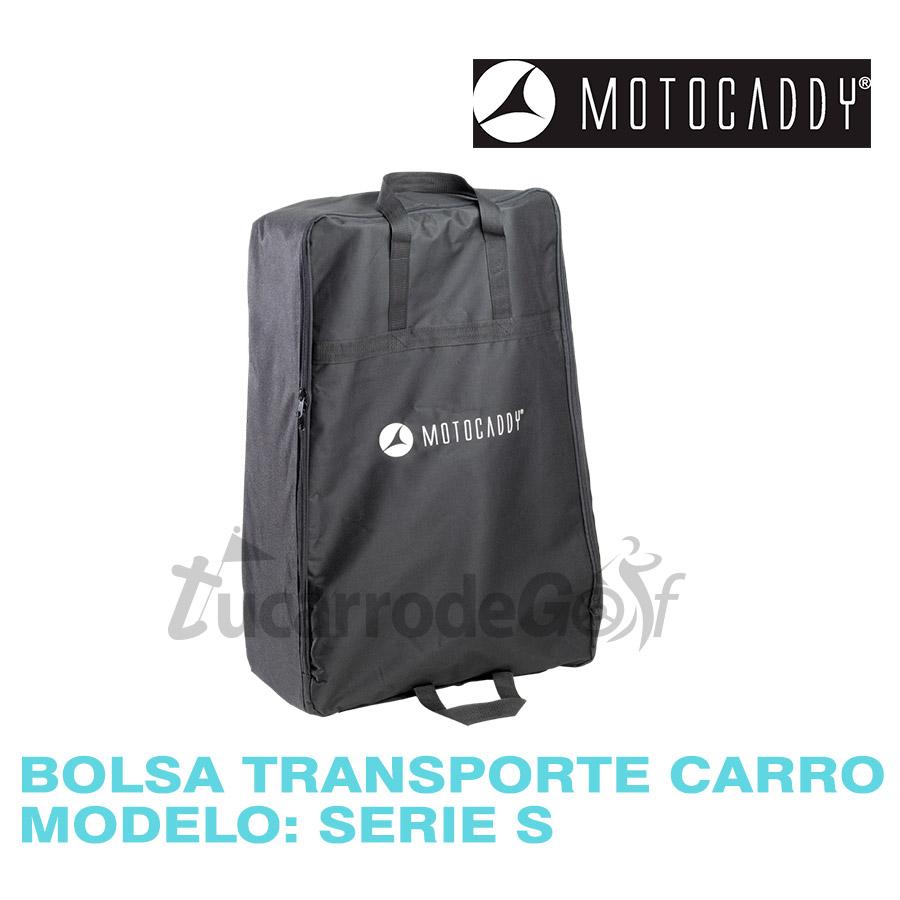BOLSA DE TRANSPORTE MOTOCADDY SERIE