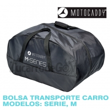 FUNDA DE TRANSPORTE MOTOCADDY SERIE  M