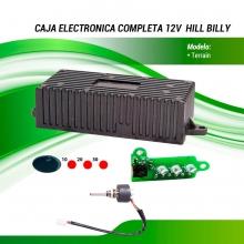 ELECTRONICA HILLBILLY TERRAIN CONJUNTO COMPLETO