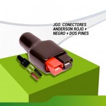 JUEGO, CONECTORES ANDERSON