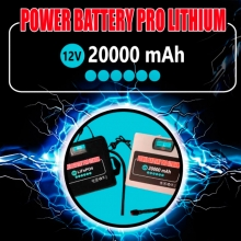 POWER BATTERY PRO LITHIUM 12V  20AH