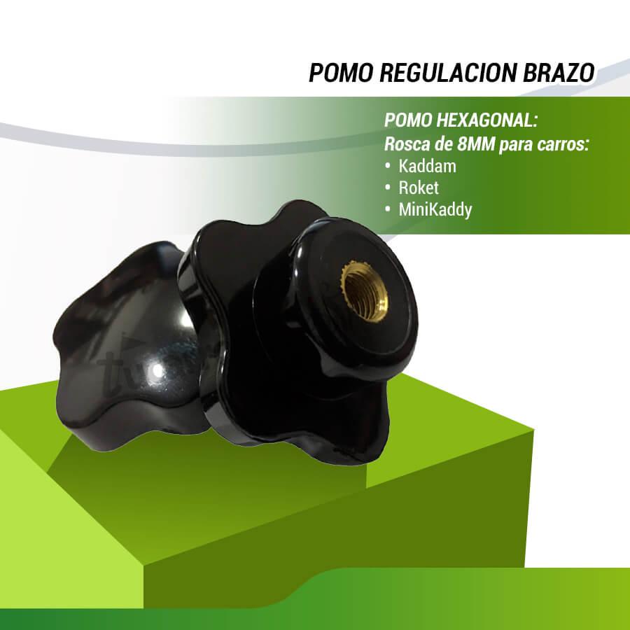 POMO APRIETE DE REGULACIÓN (UD).