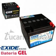 BATERIA EXIDE GEL ES290 12V - 25Ah